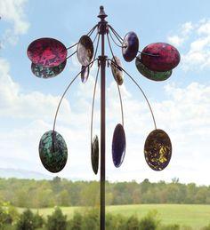 kaleidoscop, kinet garden, garden art, spoon wind, digit mall, garden wind, hearth, garden spinner, wind spinner