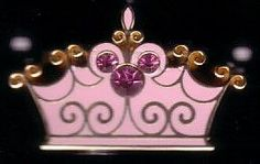 HAVE - Princess Crown - Pink with Jewels