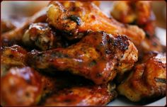 BEANTOWN CHICKEN WINGS - Traeger Grill Recipes