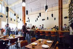 Inside Alta CA, Daniel Patterson's New SF Restaurant