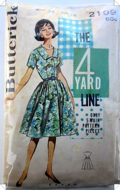1960's Ever so nice dress
