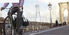 Wrinkle Free Travel Pants