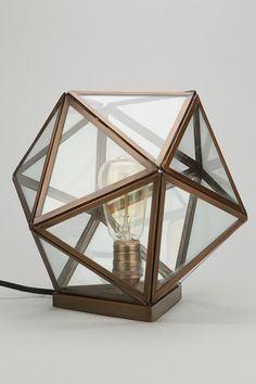 Magical Thinking Geo Table Lamp