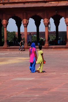 Jama Masjid – Old Delhi