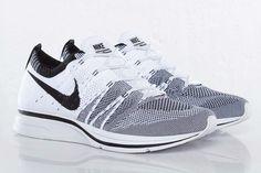 Nike Flyknit Trainer+ Black/White #sneaker #nike #flynikt #trainerplus #blackwhite