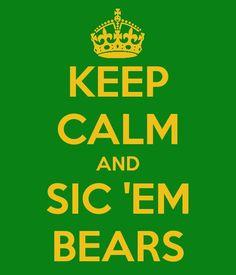 Baylor University - Sic 'Em Bears!