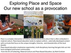 Exploring Place and Space - documentation
