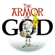 The Armor of God (created for VBS, but I'm sure it would translate well into a unit at home)