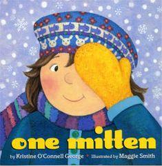 Marvelous Mittens - lots of mitten activities