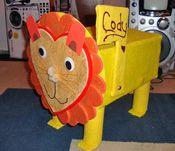 love this lion