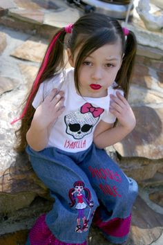 Monster High Clothes Girls Monster High Doll Boutique by SewShellz, $75.00