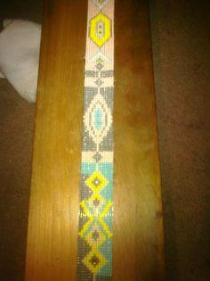 traditional native american loom work