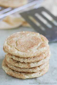 Mrs. Sigg's Snickerdoodles - aka the BEST snickerdoodles!