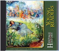 Heritage History -- living book curriculum for elementary students
