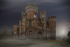 Abandoned Castle, Germany