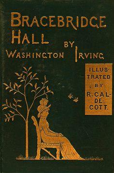 Randolph Caldecott--Irving--Bracebridge Hall  