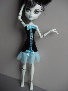 Handmade Clothes for Monster High Doll