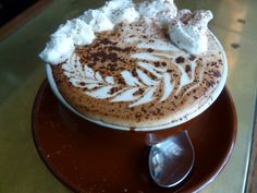 Cafe Mocha (Stumptown Coffee Roasters, Ace Hotel, Flatiron, NYC)