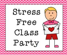 Stress Free Valentine's Party