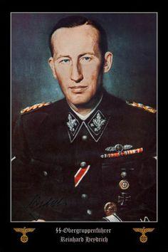 Reinhard Heydrich - The Butcher of Prague