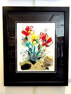 """""""On the Wild Side"""" by Bernice Rappoport of Egg Harbor Township took top prize in the Art on Asbury November show, """"Anything Goes."""""""