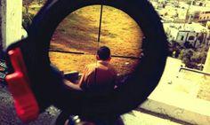 Israeli soldier posts disturbing Instagram photo of child in crosshairs of his rifle