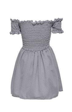 Striped Dress//