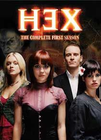 Hex TV Series, I loved this series. Evil lurks every where, beware.