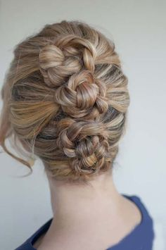 updo for long hair, friend wedding, hairstyl, braid hair, hair updo