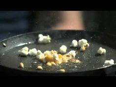 Popping Popcorn in super Slow Motion - The Slow Mo Guys