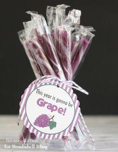 """Grape Year"" Back to School Teacher Gift"