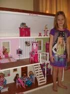 Build a Barbie-size Doll House