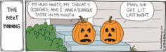 Cartoon Saturday: the Halloween Edition