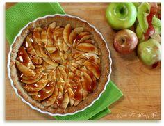 Gluten-Free Dairy-Free Salted Caramel Apple Pie