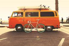 vw + bike