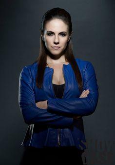 Anna Silk-Lost Girl Season 4