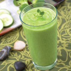 Glowing Green Smoothie  #Vitamix  #Recipe  #Greensmoothies
