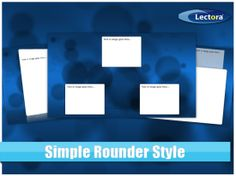 New Lectora Layout Templates - eLearning Templates