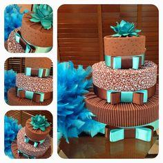 Maquete de bolo de tecido!!!