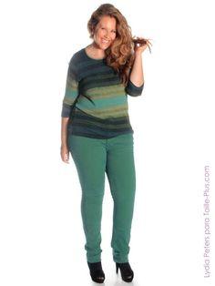 Taille-plus.com | camiseta de moda en tallas grandes