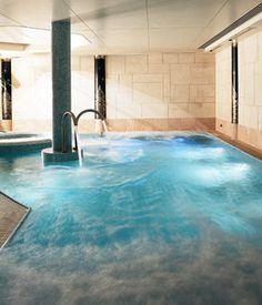 Salt water pools - always best.