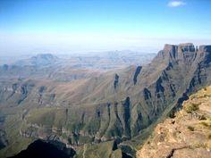 Drakensburg Mountains, Kwazulu Natale, South Africa