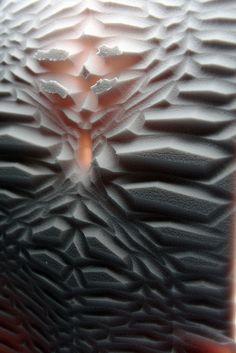 cnc high density foam decorative surface