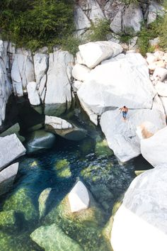 Daytrip: Swimming in South Yuba River - Hither and Thither