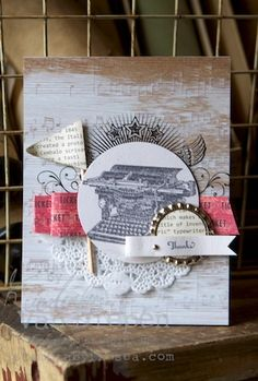 Stampin' Up! Card  by Kimberly Van Diepen at Stampin by the sea