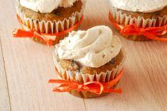 Pumpkin Chocolate Chip Cupcakes Recipe..