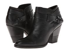 perfect black booties.