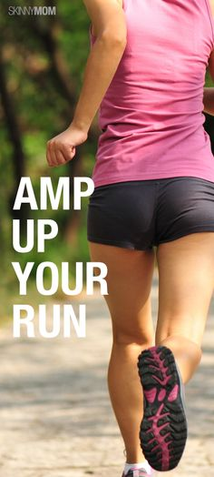 Get more out of your run with these tips.