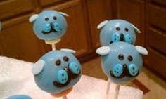 cakespiestrifl truffl, food, cake decor, cake popsdebbi, dog cake, popsdebbi fouch