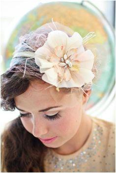 vivienne bridal headband {loboheme - etsy}